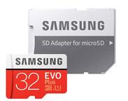MicroSDカード 32GB EVOPlus Class10